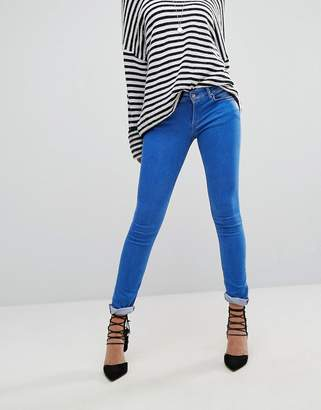 Replay Luz Mid Rise Skinny Jeans