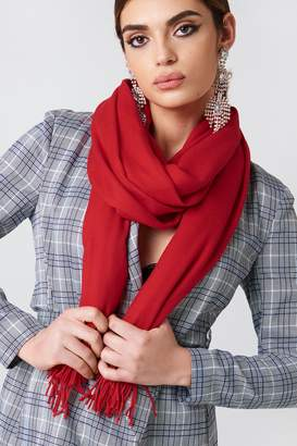 Na Kd Accessories Woven Scarf