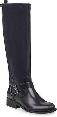 Marc Fisher Glimmer Wide Calf Riding Boot - Women's
