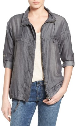 Women's Kut From The Kloth Nia Utility Jacket $98 thestylecure.com