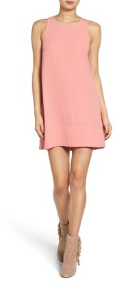 Women's Leith Racerback Shift Dress $49 thestylecure.com