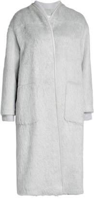 Agnona Coat with Alpaca and Wool