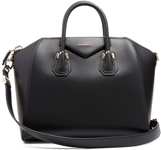 GIVENCHY Antigona medium leather tote $2,750 thestylecure.com