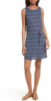 Women's Soft Joie Madia B Ikat Print Knit Dress $158 thestylecure.com