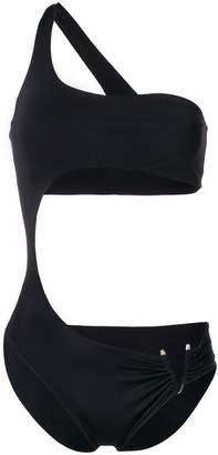Versace V one-piece