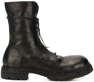 Guidi Big Daddy full grain boots