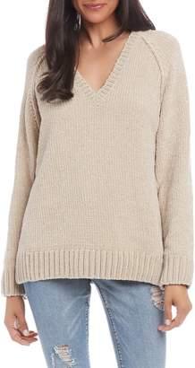 Karen Kane Chenille Sweater