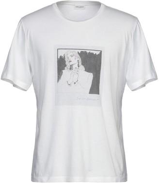 Saint Laurent T-shirts - Item 12366663UR