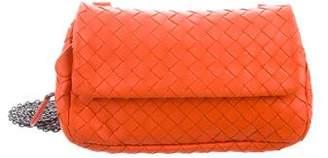 Bottega Veneta Small Intrecciato Messenger Bag