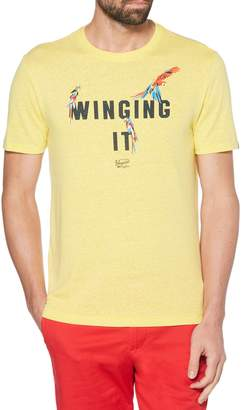 Original Penguin Winging It Short-Sleeve Cotton Tee