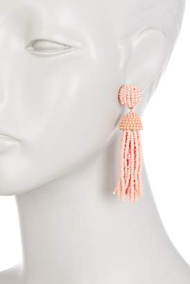 BaubleBar Chubby Tassel Drop Earrings