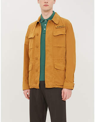 Jacob Cohen Collar tip stretch-cotton polo shirt