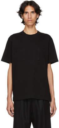 John Lawrence Sullivan Johnlawrencesullivan Black Two Pocket T-Shirt
