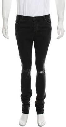 Neuw Five Pocket Skinny Jeans