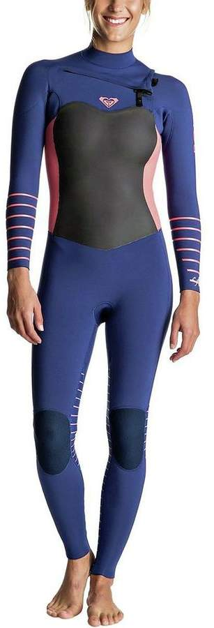 Roxy 3/2 Syncro Plus Chest Zip LFS Wetsuit - Women's