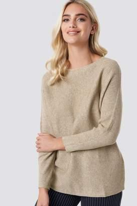 MANGO Vanessa Sweater Black