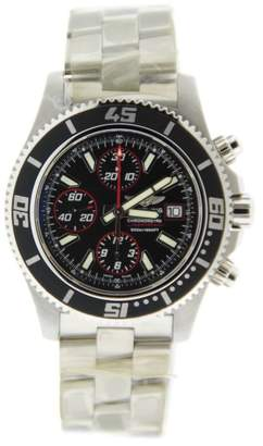 Breitling Superocean A1334102-BA81-162A Chronograph II Stainless Steel Watch