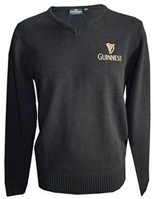 Guinness Knit V-Neck Sweater (XSmall)