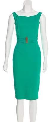 Chiara Boni Casual Knee-Length Dress