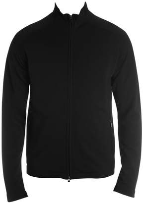 Ermenegildo Zegna Tech Marino Zip Sweater