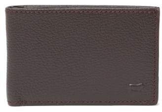 Will Leather Goods Pebble Leather Slim Bifold Wallet