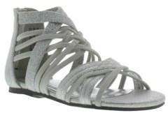 Kenneth Cole Girls Liera Stretch Open Toe Sandals