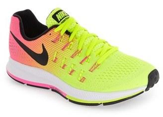Women's Nike 'Air Zoom Pegasus 33' Sneaker $110 thestylecure.com