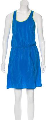 Amanda Uprichard Silk Midi Dress