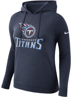 Nike Women Tennessee Titans Club Pullover Hoodie