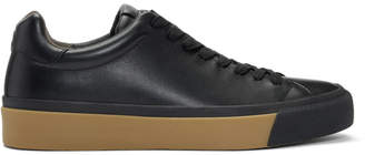 Rag & Bone Black Combo RB1 Low Sneakers