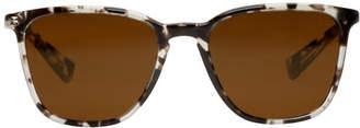 Dolce & Gabbana Tortoiseshell Rectangular Sunglasses