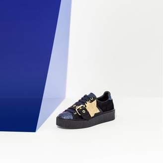 Tommy Hilfiger Patchwork Star Creeper Sneaker