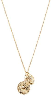 Forever 21 Coin Pendant Necklace Set