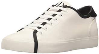 Armani Exchange A|X Women's Canvas Low Top Sneaker