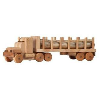 NEW QToys Log Truck