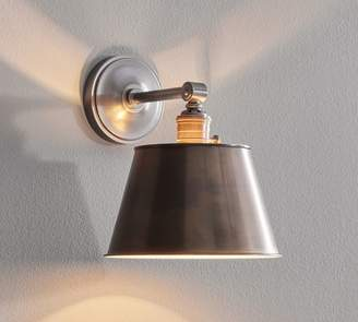 Pottery Barn PB Classic Sconce - Tapered Metal