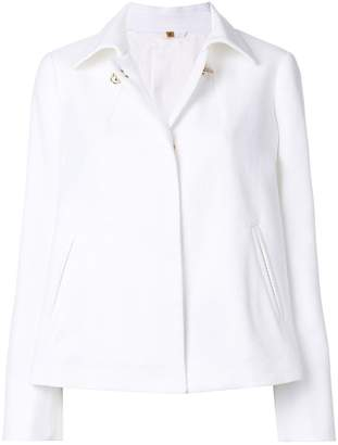 Fay classic fitted jacket