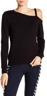 Pam & Gela One Cold Shoulder Sweater
