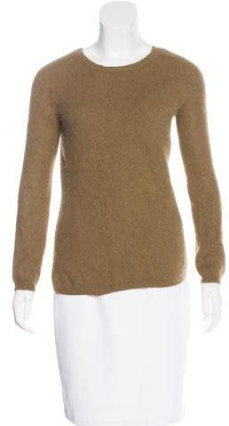 Isabel MarantIsabel Marant Angora Crew Neck Sweater