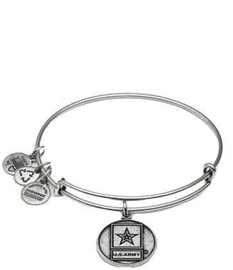 Alex and Ani Alex-And-Ani Us-Army Bracelet