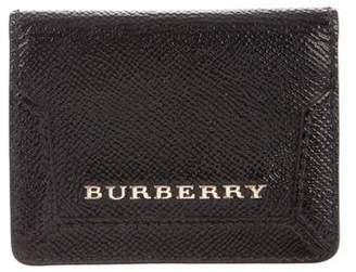 Burberry Lizard Card Holder
