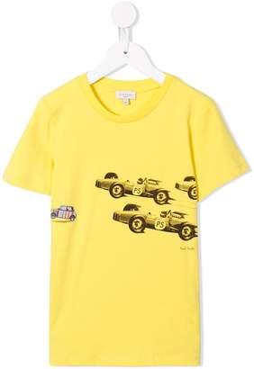 Paul Smith car print T-shirt