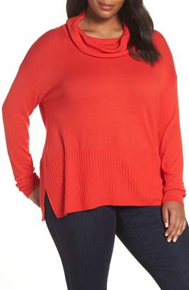 Sejour Cowl Neck Pullover