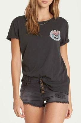 Billabong Faded Graphic Tee