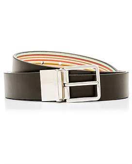 Paul Smith Cut To Fit Reversible Belt