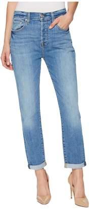 7 For All Mankind High-Waist Josefina in East Village Women's Jeans