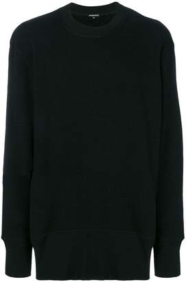 Ann Demeulemeester Icon plain sweatshirt
