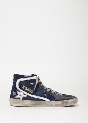 Golden Goose Slide Sneakers $530 thestylecure.com