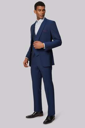Ted Baker Tailored Fit Blue Jacket