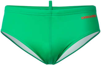 DSQUARED2 L.A. Beach swim slips